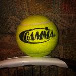 Tennis ball kidnapping